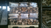 Mixed Hardwood 50 Bundles (Bundled and palletised)
